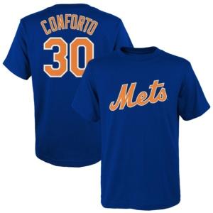 Michael Conforto New York Mets Youth T-Shirt -