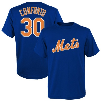 Michael Conforto New York Mets Youth T-Shirt -