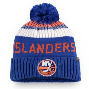 New York Islanders Knit Hat with Pom