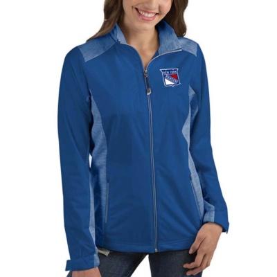 Women's New York Rangers Antigua Jacket