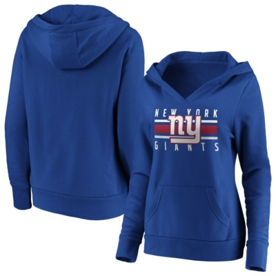 New York Giants Women's Pullover Hoodie -