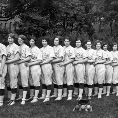 All-American Girls Professional Baseball League