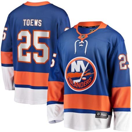 Devon Toews New York Islanders Jersey -