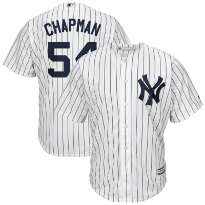 Aroldis Chapman New York Yankees Jersey -