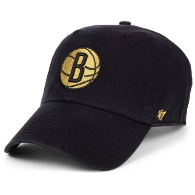 Brooklyn Nets Met Gold Cap-