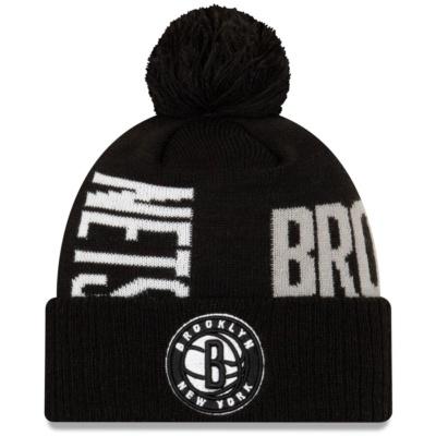 Brooklyn Nets Knit Hat