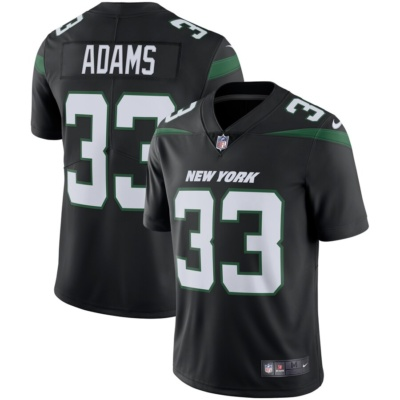 Jamal Adams New York Jets Nike Vapor Limited Jersey -