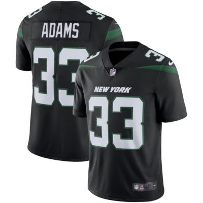 Jamal Adams New York Jets Nike Vapor Limited Jersey -