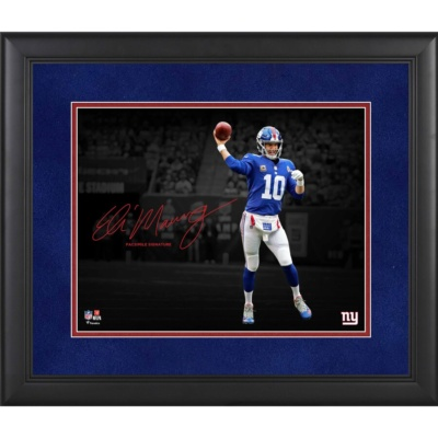 Eli Manning New York Giants Photograph -