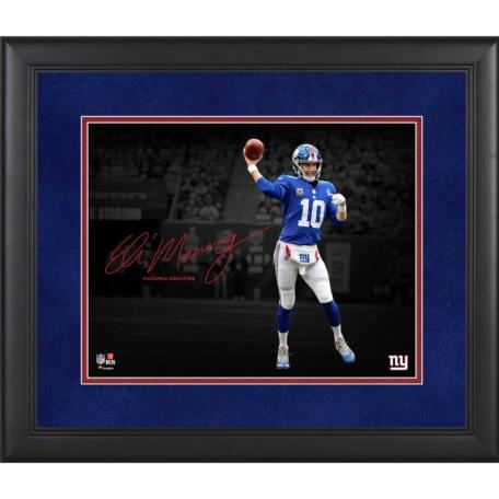 Eli Manning New York Giants Photograph -