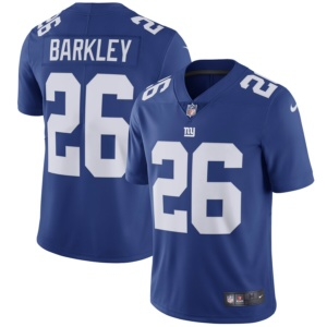 Saquon Barkley New York Giants Nike Jersey