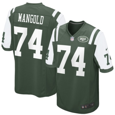 Nick Mangold New York Jets Nike Youth Jersey
