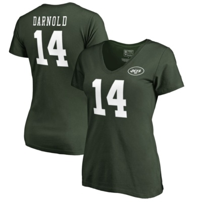 Sam Darnold New York Jets Women's T-Shirt