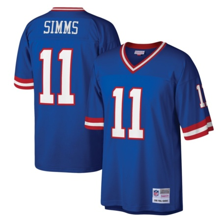 Phil Simms New York Giants Replica Jersey -