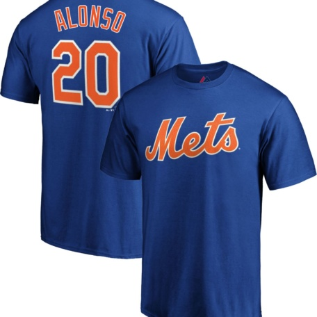Youth New York Mets Pete Alonso l T-Shirt