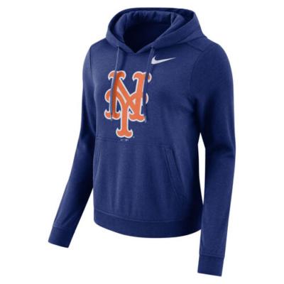 New York Mets Womens Club Hoodie