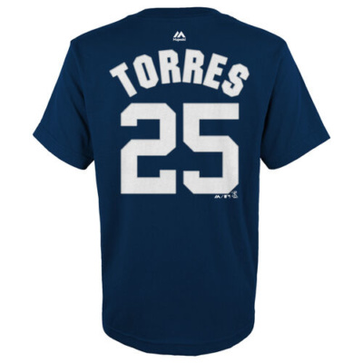 New York Yankees Youth Gleyber Torres T-Shirt