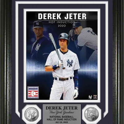 Derek Jeter - 2020 Hall of fame Photo