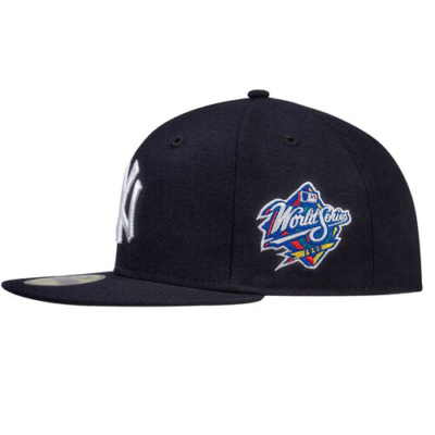 New York Yankees 1999 WSP 59FIFTY Hat-