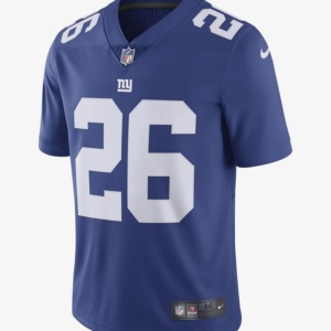 New York Giants Limited (Saquon Barkley) Jersey