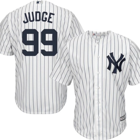 New York Yankees Aaron Judge #99 Jersey