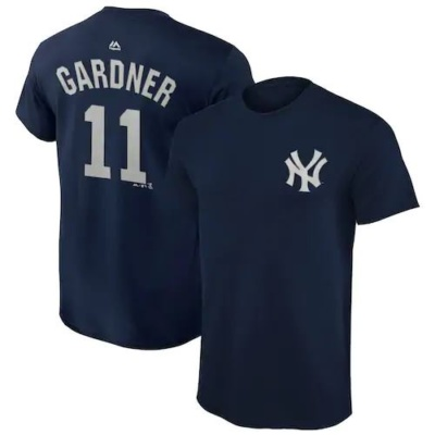 Youth Brett Gardner New York Yankees T-Shirt