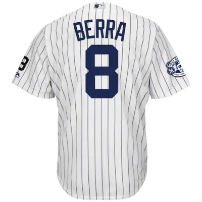 New York Yankees Yogi Berra Commemorative Jersey