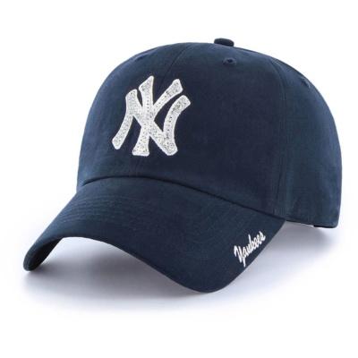 New York Yankees Sparkle Women's Cap/Hat by Fan Favorite