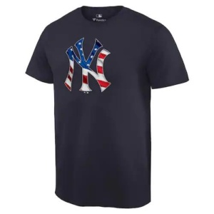 New York Yankees 2019 Stars & Stripes T-Shirt