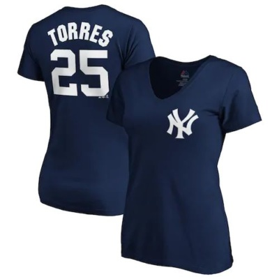Women's Gleyber Torres New York Yankees T-Shirt
