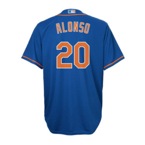 New York Mets Youth Pete Alonso Jersey