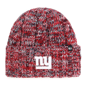 New York Giants Trio Womens Cuff Knit Hat