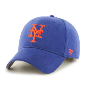 New York Mets Youth Adjustable Hat