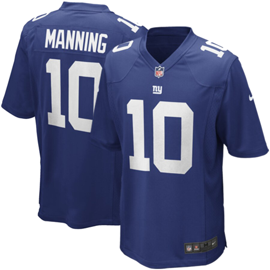 Eli Manning New York Giants Nike Game Jersey