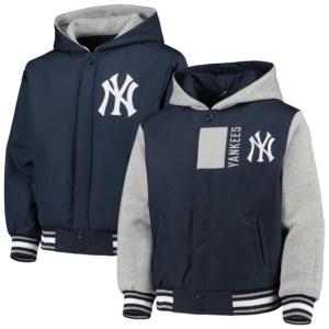 Youth New York Yankees Hoodie Jacket