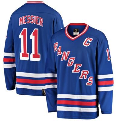 New York Rangers Mark Messier Jersey