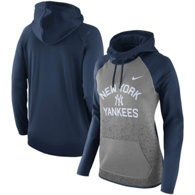 New York Yankees Nike Women's Pullover Hoodie -