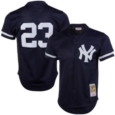 New York Yankees Don Mattingly Mitchell & Ness Mesh Jersey