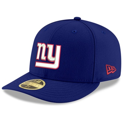 New York Giants Low Profile Hat