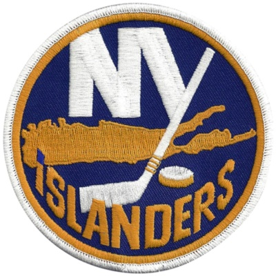 New York Islanders Logo Patch