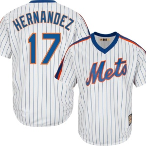 Men's New York Mets Keith Hernandez Jersey