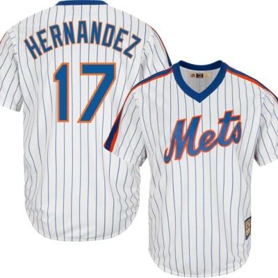 Men's New York Mets Keith Hernandez Jersey