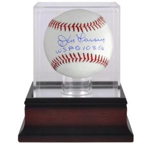 Don Larsen New York Yankees Autographed Baseball