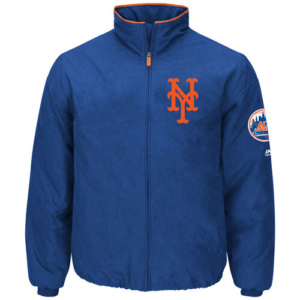 New York Mets Adult On Field Double Climate Jacket