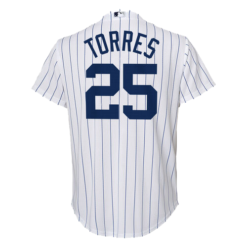 New York Yankees Youth Gleyber Torres Jersey