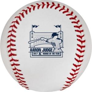 Aaron Judge New York Yankees 2017 AL Rookie of the Year Baseball