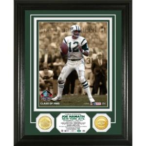 Joe Namath New York Jets Hall of Fame Induction Photomint