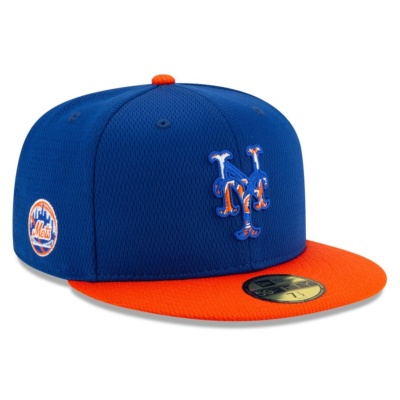 New York Mets New Era 2020 Fitted Hat –