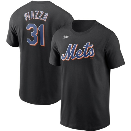 Mike Piazza New York Mets T-Shirt