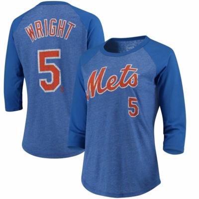 David Wright New York Mets T-Shirt